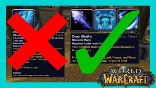 how to one shot   legion frost mage   xaryu
