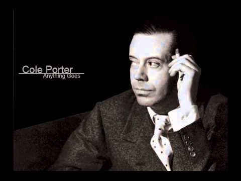 I get a kick out of you-Cole Porter