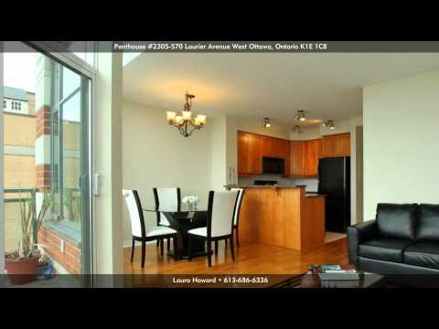 Penthouse #2305-570 Laurier Avenue West, Ottawa K1E 1C8, Ontario - Virtual Tour