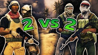 Insurgency 2 vs 2 (PRO GAMEPLAY) *PC Gameplay* - GG Hale Gray