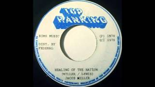 JACOB MILLER - Healing Of The Nation [1978]