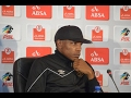 Lebogang Manyama on winning Player of the Month