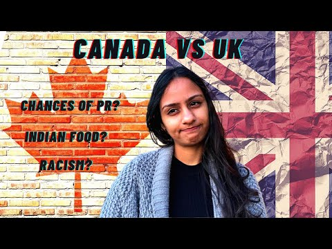 PR In Canada Or UK | Takes 5-10 Years To Get PR In UK | Racial Discrimination