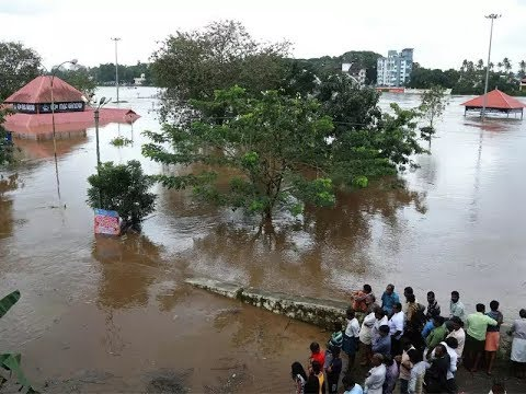 Cochin Airport: Kerala floods cause airport authorities to close arrivals