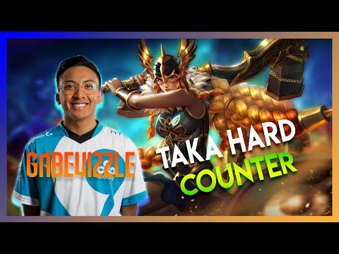 Grace + Baptiste = Taka Hard Counter - Gabevizzle's Stream