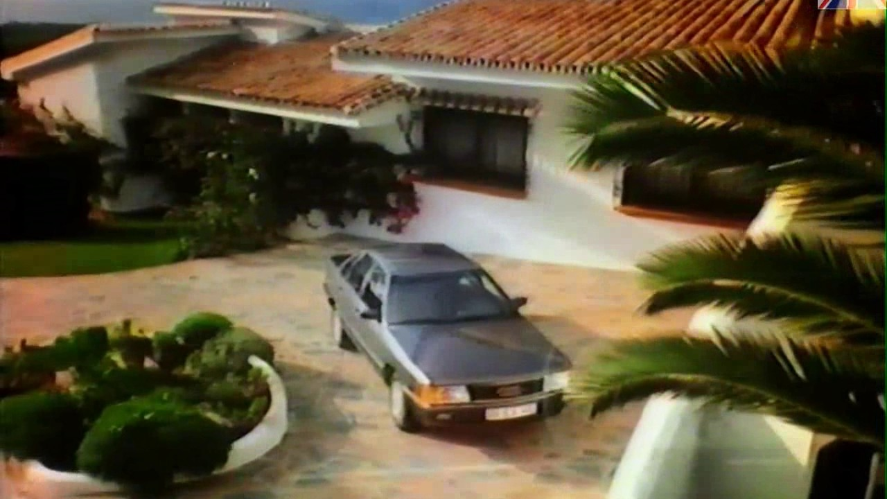 Audi - Advert - Audi 100 (C3) - Villa (1983)