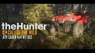 theHunter: Call of the Wild - ATV SABER 4x4 DLC