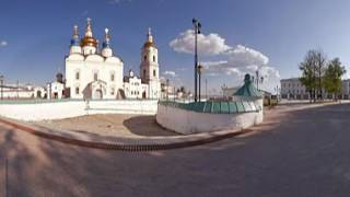 Тобольский кремль (фрагменты) (2) 2016 (Video 360)(LiveТюмень 360VR