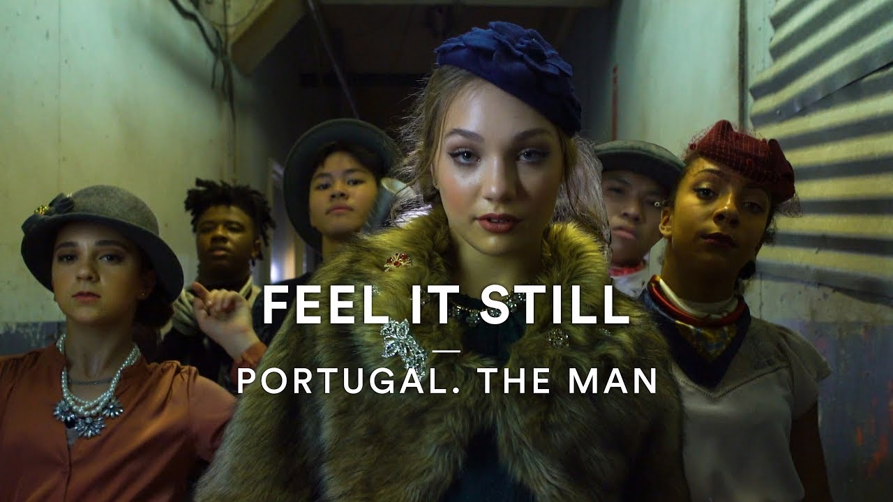 Portugal. The Man - Feel It Still | Brian Friedman Choreography ...