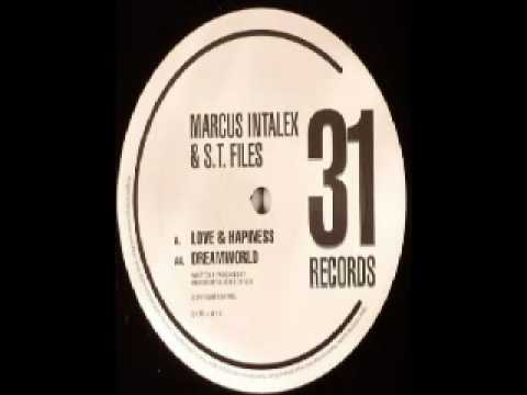 Marcus Intalex & ST Files - Love & Happiness