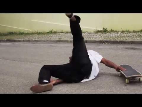 Gandulos skateboard video