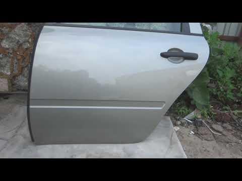 ремонт вмятин на дверях