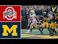#1 Ohio State vs #13 Michigan Highlights | Week 14 | College Football 2019