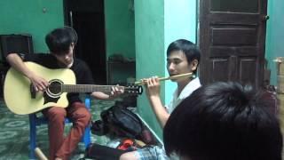 Tuổi hồng thơ ngây- sáo trúc Cao Trí Minh, guitar Minh Chức