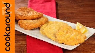 Cotolette di maiale fritte / Secondi sfiziosi di carne