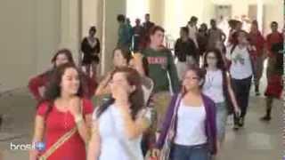 Brazilian Carnival -- Miami Beach Senior High School