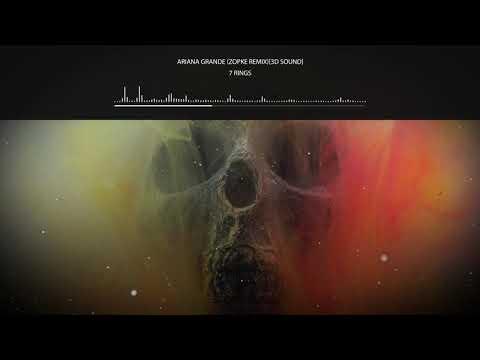 Ariana Grande - 7 rings (Zopke Remix)[3D Sound]