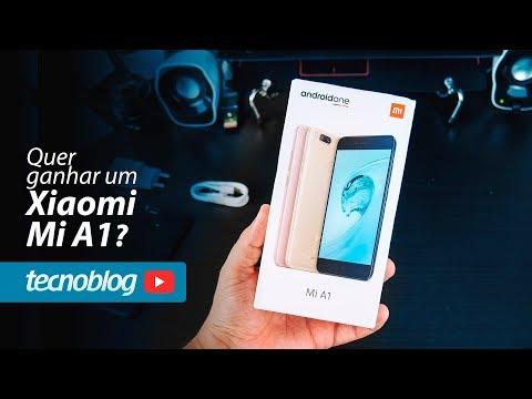 Quer ganhar um Xiaomi Mi A1?