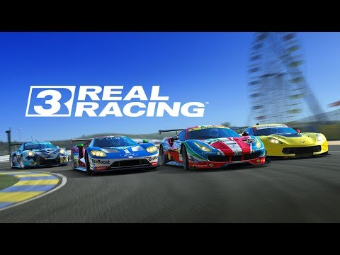 Real Racing 3 Official Le Mans Legends Trailer
