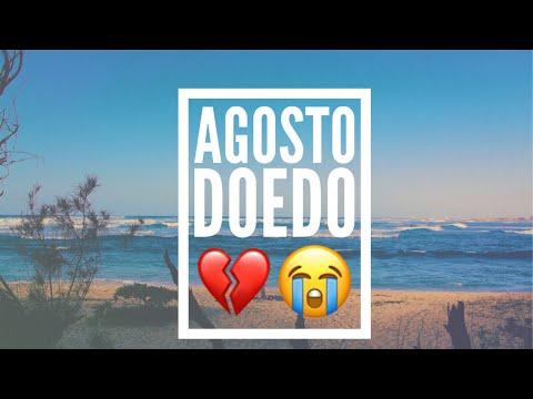 Doedo Agosto Lyric Video Prod By Johnny Pierro