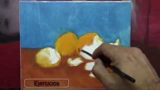 Curso virtual de Pintura al óleo