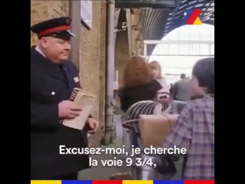 Harry potter version sncf konbini youtube