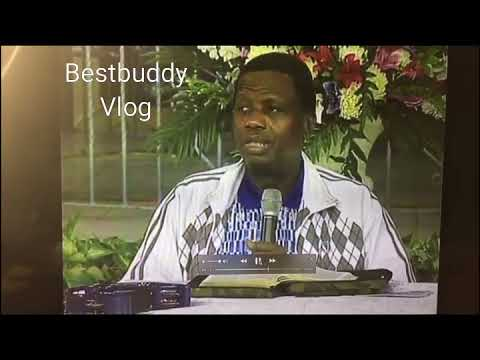 Pastor Adeboye talks about curses to scare his Ministers