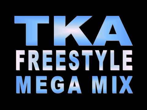 TKA - Mega Mix - (DJ Paul S)