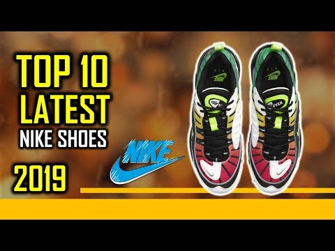 TOP 10 Latest Release Nike Shoes Month Of November 2019