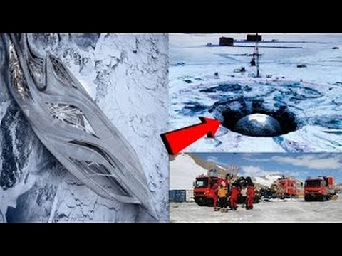 UFO whistleblower: Ex US Naval Officer Saw Entrance To