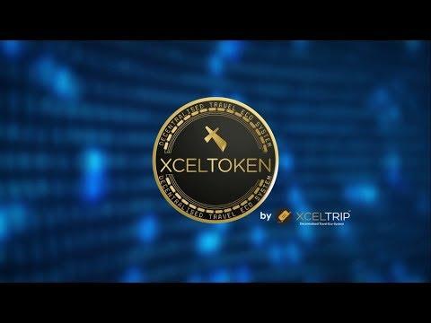 XCELTOKEN - Blockchain Utility Token | Decentralised Travel Ecosystem