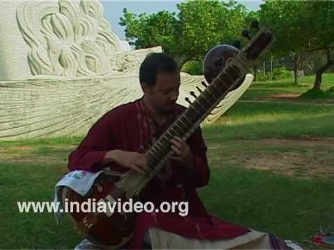 Sitar Indian Music Hindusthani Instrument