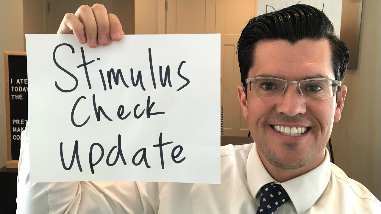 Stimulus Check 2 & Second Stimulus Package update Tuesday August 11th