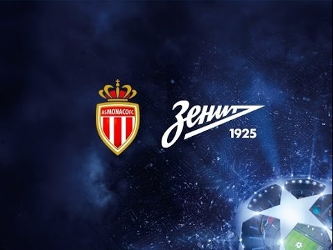 Монако - Зенит [FIFA 15] Лига Чемпионов УЕФА