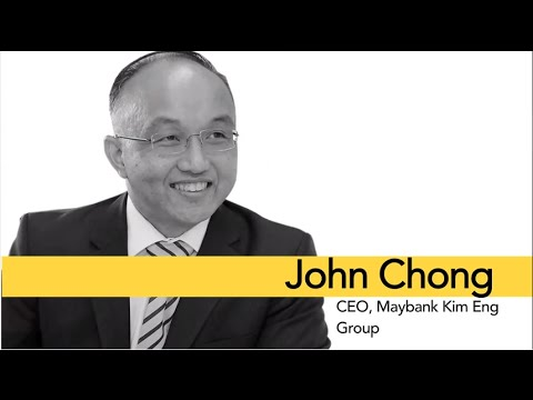 KataKatha | John Chong, CEO of Maybank Kim Eng Group