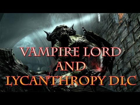 Eso Saturday Vampire Lord And New Lycanthropy Skill Linesdlc