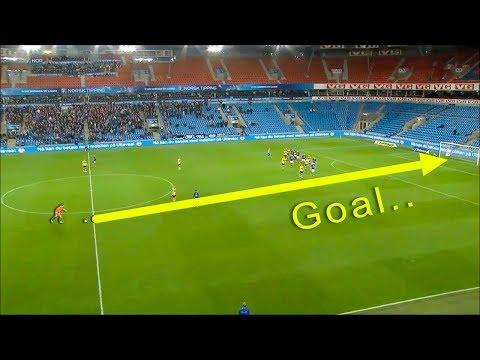 Top 10 Amazing Long Shot Goals In Football  HD