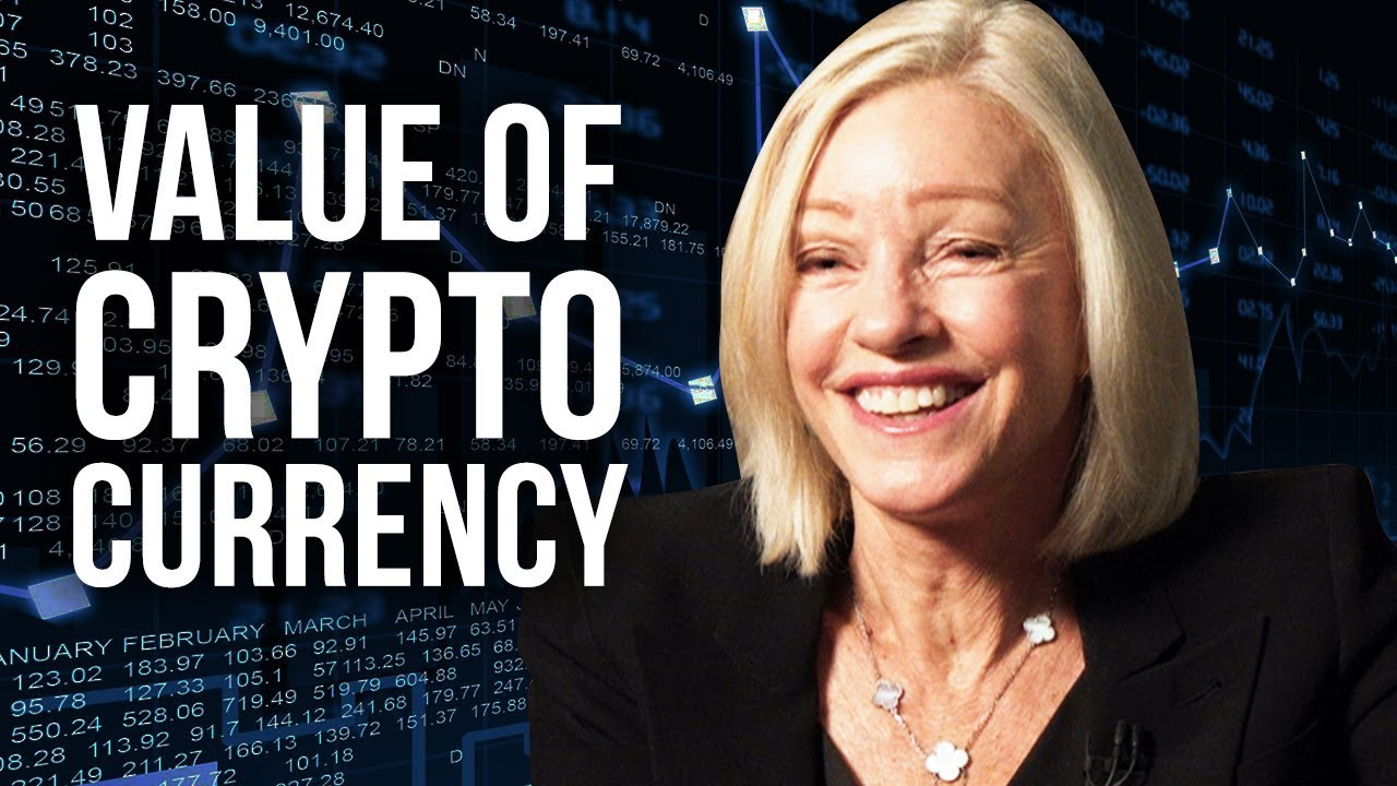 WHAT IS THE VALUE OF CRYPTOCURRENCY? - Kim Kiyosaki | London Real