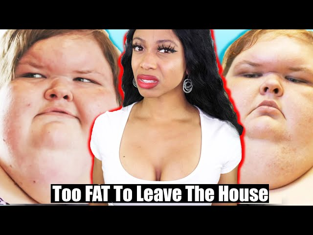 Too Fat To Leave The House | 1000-lb Sisters | Tammy Slaton