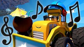 монстр-трак -  Майк и ураган - Монстр Трака   детский мультфильм