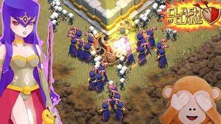 1000 SKELETTE WOLLEN ZERSTÖREN! ☆ Clash of Clans ☆ CoC