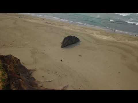 Seaside Beach, Fort Bragg, California