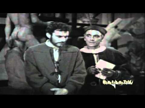 ggiato Rai  Vita di Michelangelo  I parte 1964