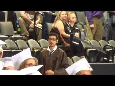 Mohamad M AbuLayla graduation sylvania southview high school 06032018