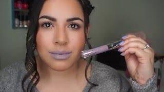 Colourpop Ultra Satin Lip Favorites Swatches | TheWriteBeauty