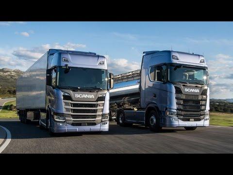 New Scania Trucks - Keltruck Scania