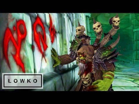 Warcraft 3: THE TOMB OF SARGERAS!