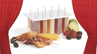 Norpro Ice Pop Maker - Unboxing - Recipes To Follow