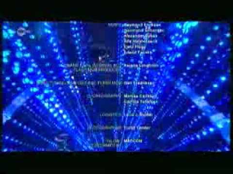 Eurovision 2010 Germany (Winner) - Ending (credits) HQ / HD With Lyrics