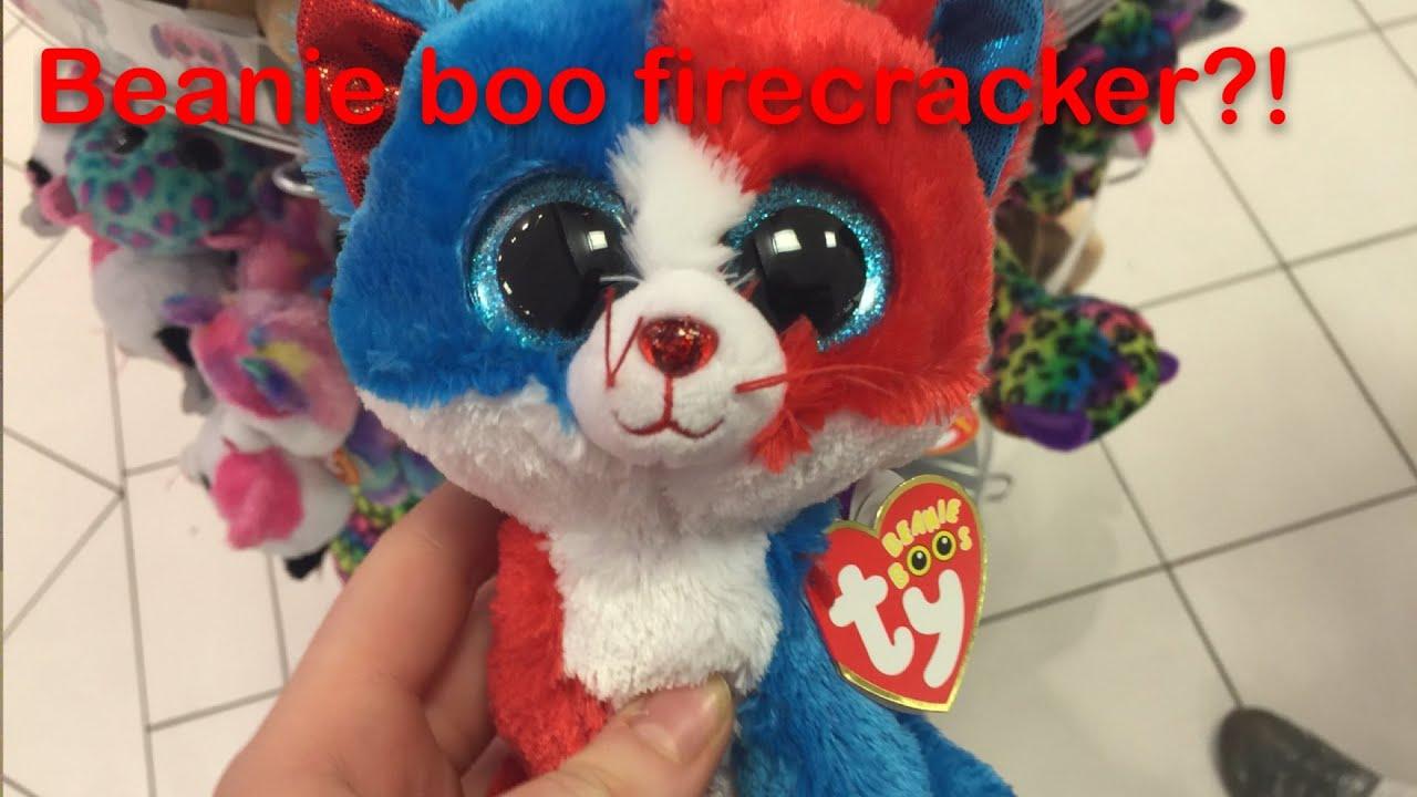 Beanie boo Firecracker! ! - YouTube 3ce75e950292